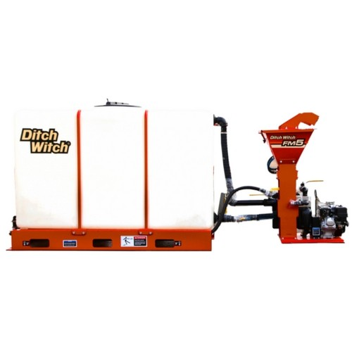 Ditch Witch FM5 miscelatore per fanghi