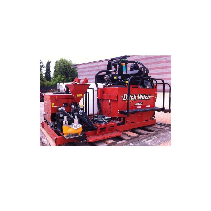 Riciclatore Ditch Witch MR90