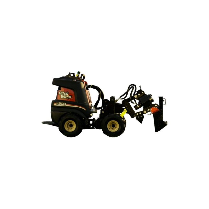Interratore a lama vibrante Ditch Witch Zahn R300