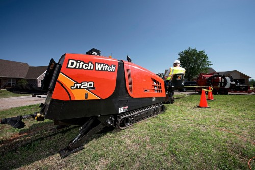 Ditch Witch JT20 perforatrice orizzontale