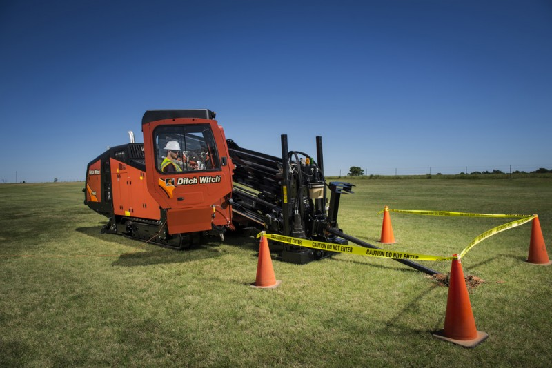 Ditch Witch JT60 perforatrice orizzontale