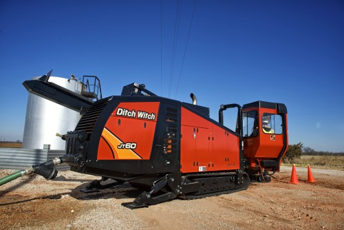 Perforatice Ditch Witch JT60 All Terrain