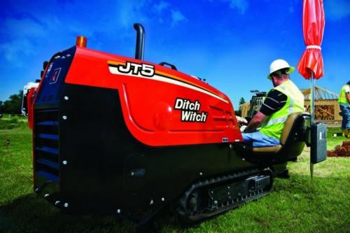Perforatrice direzionale orizzontale Ditch Witch JT5