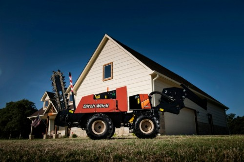 Interratore a lama vibrante Ditch Witch 410SX