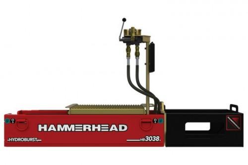 HydrBurst HB3038