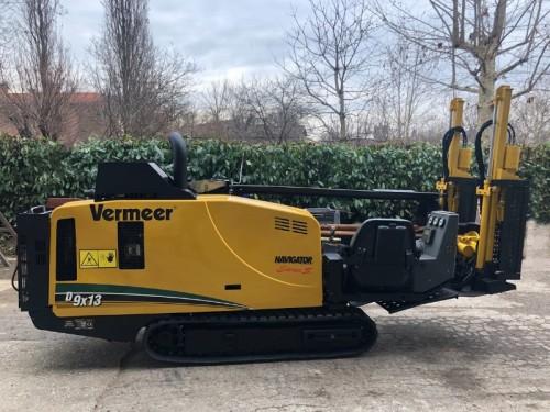 Perforatrice Vermeer D9x13 Serie II