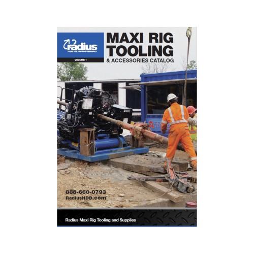 Catalogo Maxi Rig Tooling Radius 2019